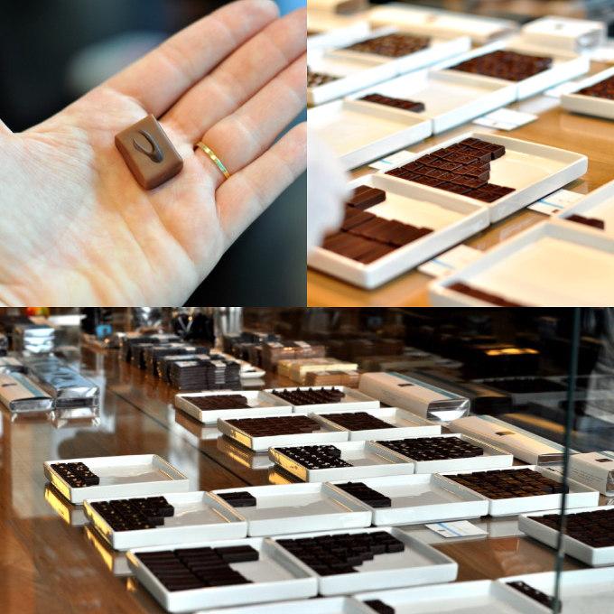 Flanderen og sjokolade