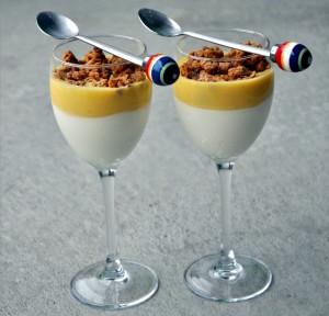 Yoghurt og müsli