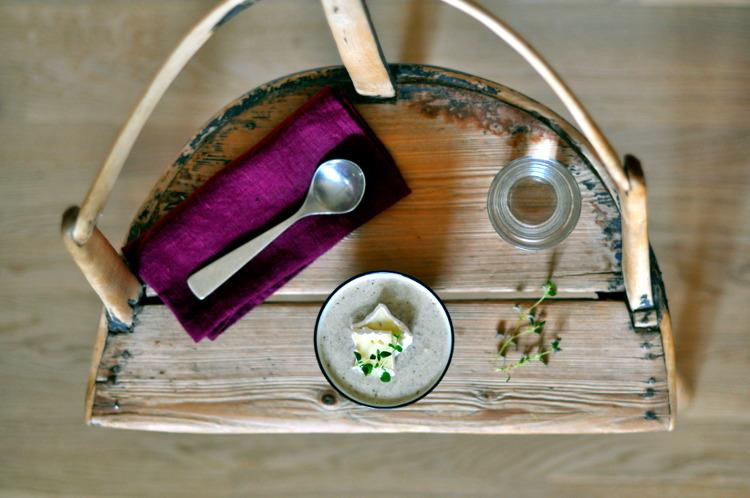Aromasoppsuppe med brie