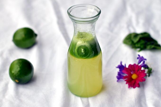 Eplekjekk juice