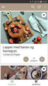 Mias Mat til Android