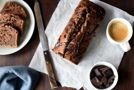 Bananbrød med sjokolade