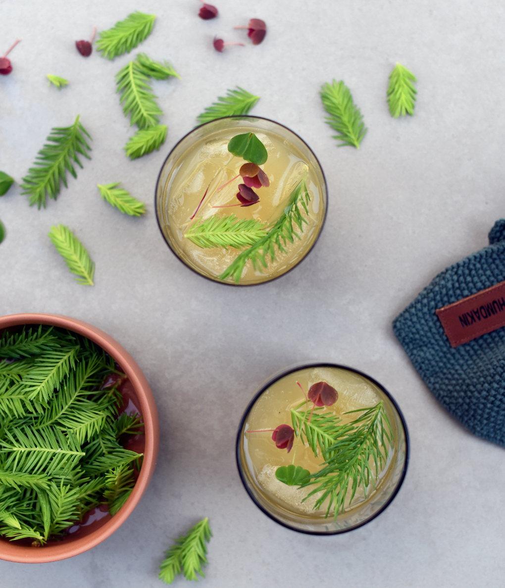 Drink med granskudd