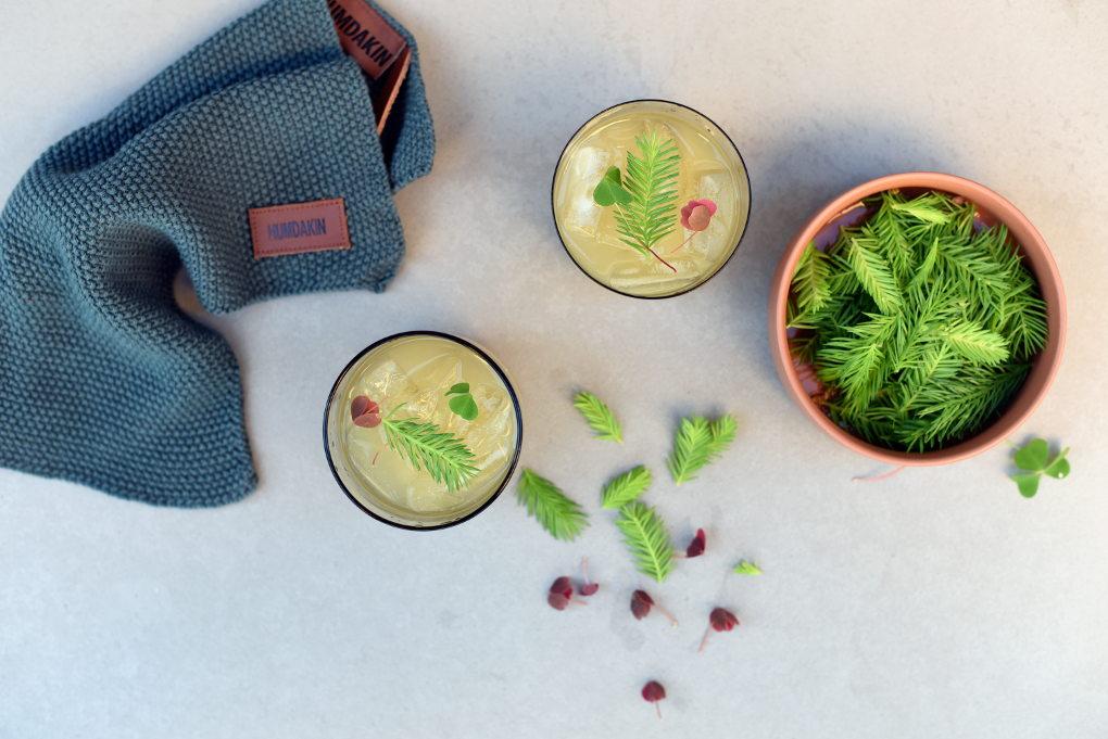 Grantopp – en drink med granskudd