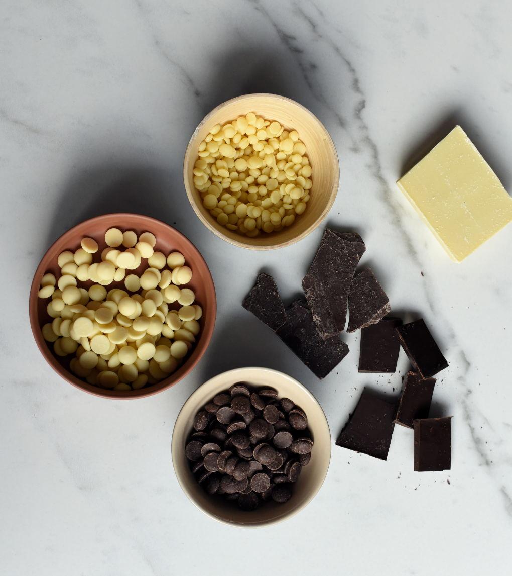 Valg av sjokolade