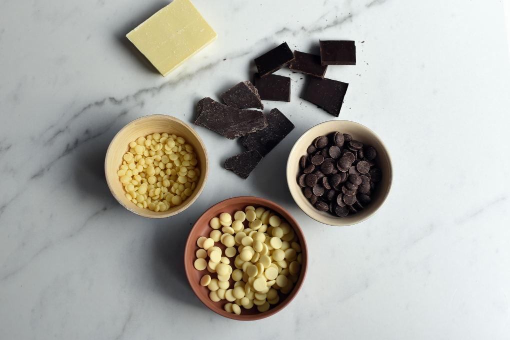 Mias lille konfekskole: Del 2 – Valg av sjokolade til konfekt