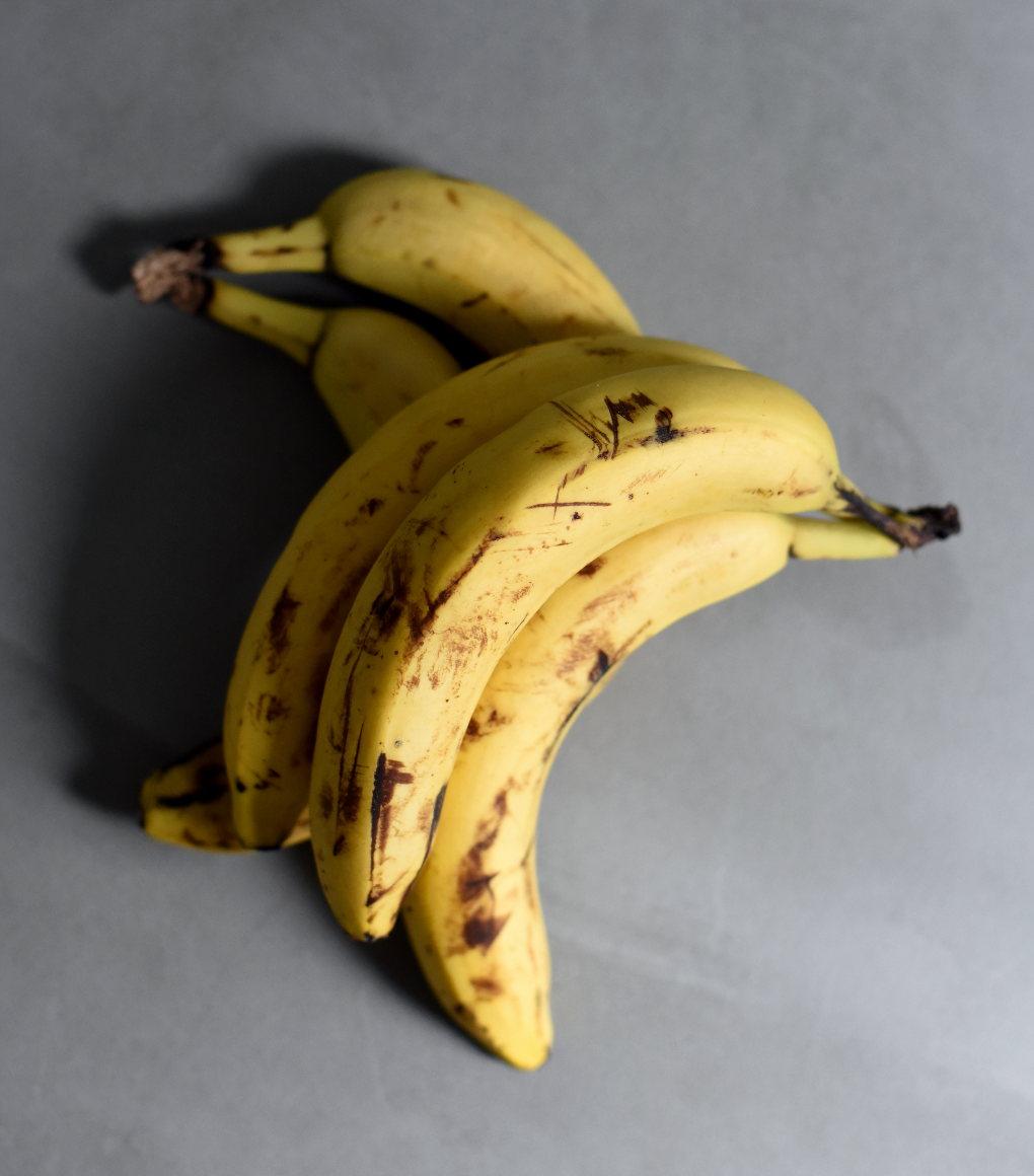 Enkelt bananbrød