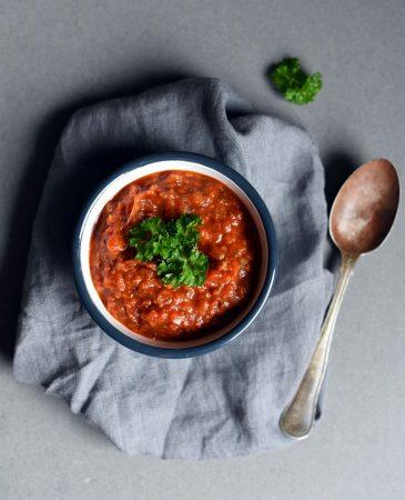 Min beste tomatsaus