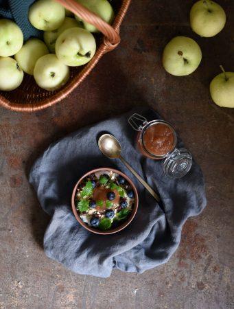 Krydret eplesmør