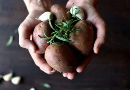 Kokte poteter er en rest som kan brukes i mye godt